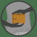 Mit wellnuss Branding - 2 Snacks in der Birkenholzbox-1467