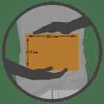 Alles Gute - 4 Snacks in der Birkenholzbox-1459