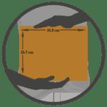 Mit wellnuss Branding - 8 Snacks in der Birkenholzbox-1468