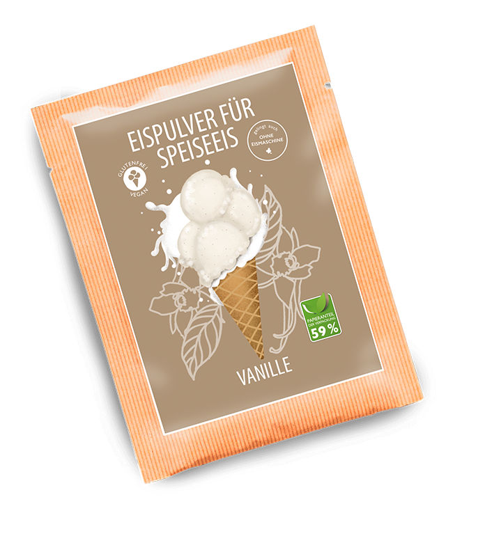 Eispulver Vanille-0