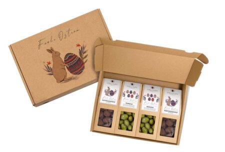 4 Ostersnacks im Geschenkkarton-0