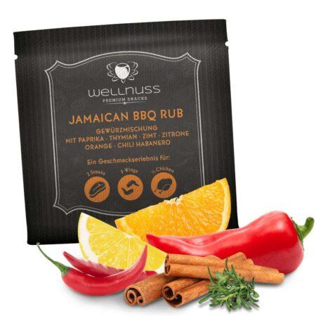 Gewürzmischung Jamaican Jerk BBQ RUB-0