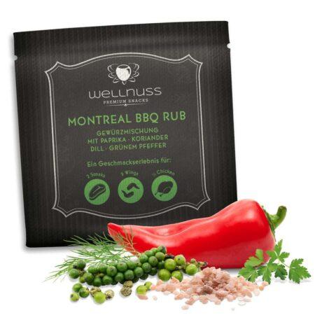 Gewürzmischung Montreal BBQ RUB-0